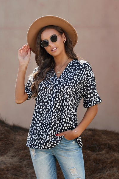 Shannon Day Blouse