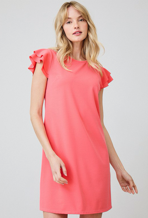 Ash Classic Shift Dress