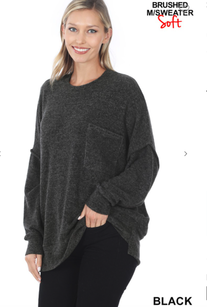 Pocket Preston Sweater