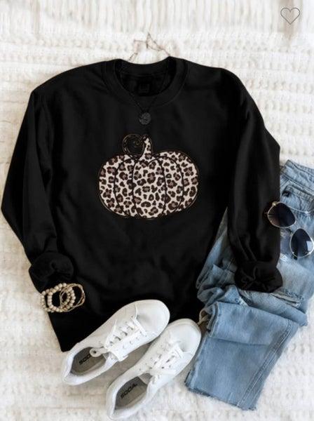 Pumpkin Pullover