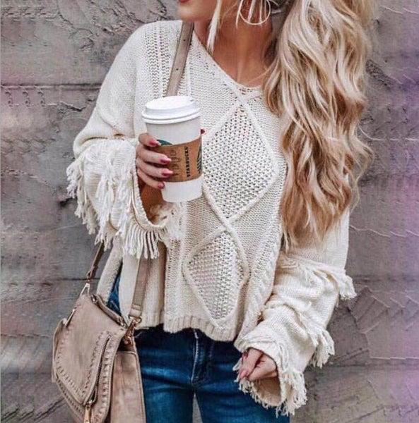 Fringe Bowery Sweater