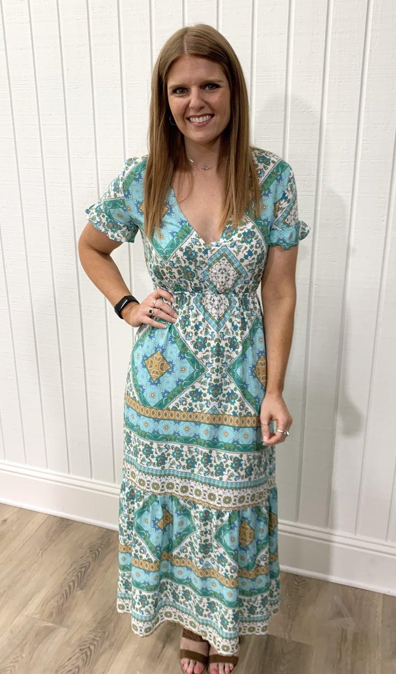 Jasmine Maxi Dress