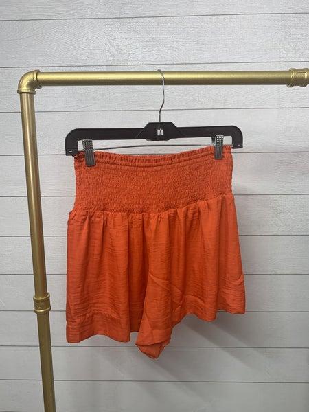 Smocked Shorts *Final Sale*