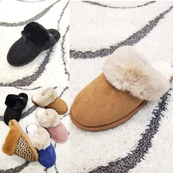 Snuggle Up Slippers
