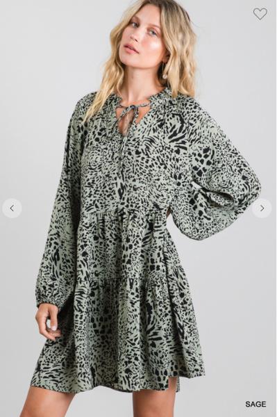 Bella Frills Dress