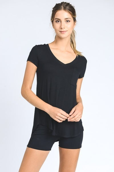 The Perfect Basic Tee