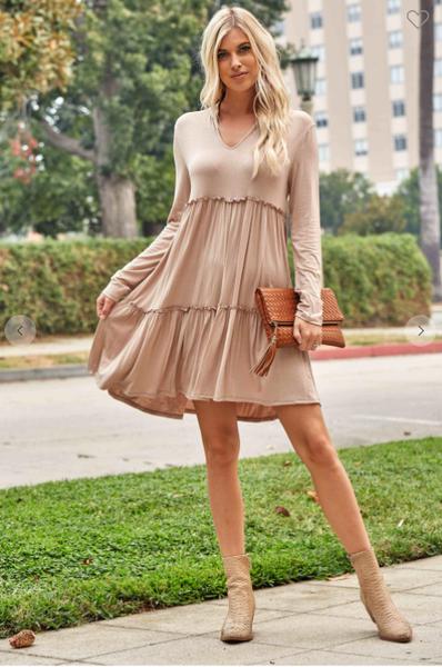 Marley Tiered Dress