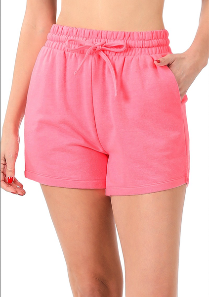 Must Have Comfy Shorts with Pockets