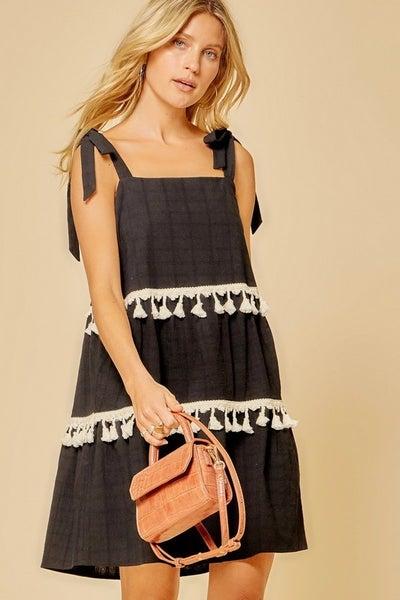 Tassel Fabulous Dress