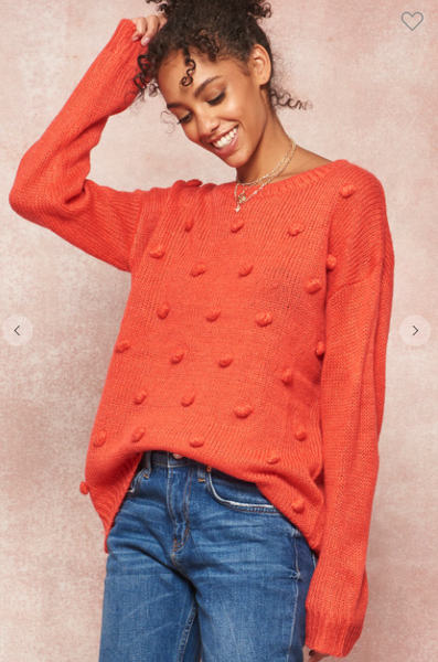 Coral Gables Sweater