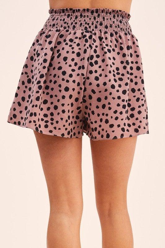 Alden Dot Shorts
