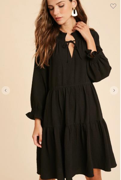 Kourtney Smocked Dress