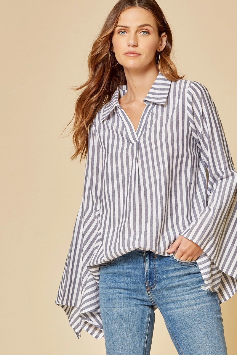 Chic & Cheerful Blouse