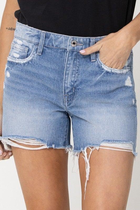 Vervet Boy Friend Shorts