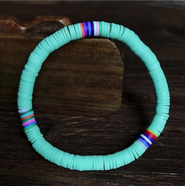 Colors of the Rainbow Bracelet