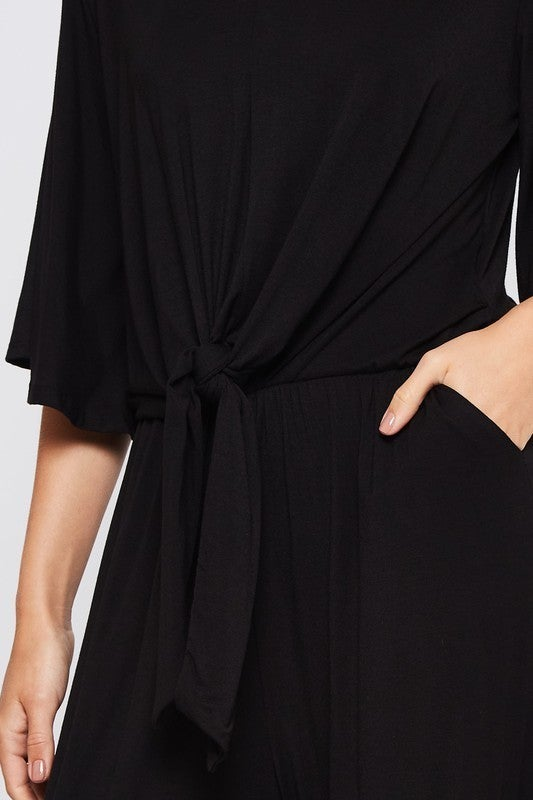 Night Out Jumpsuit