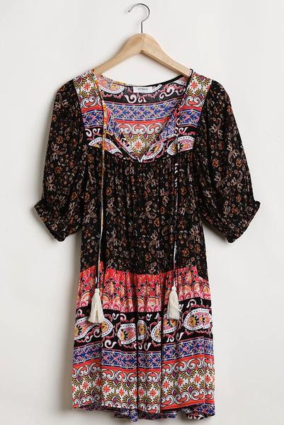 Finley Boho Dress *Final Sale*