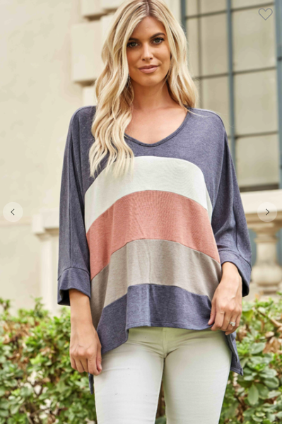 Fantastic French Terry Tunic