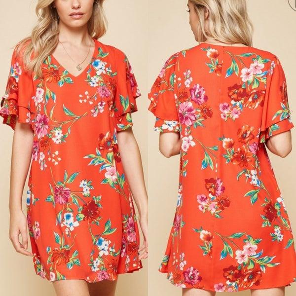 Montego Bay Dress *Final Sale*