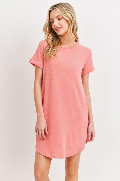 Round Neck Rachel Dress