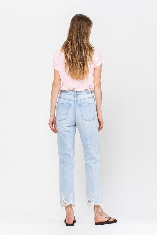 Anna High Rise Jean