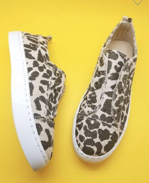 Canvas Rae Rae Shoe