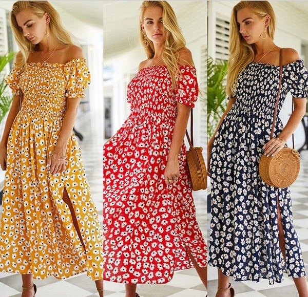 Savannah Floral Sundress