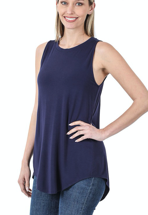 Luxe High Low Tank