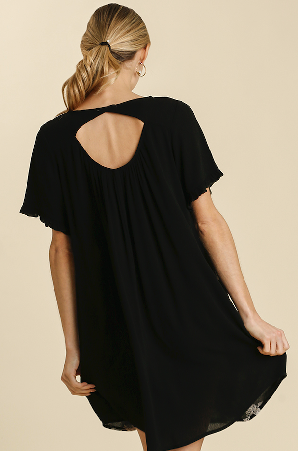 Seabolt Embroidered Dress