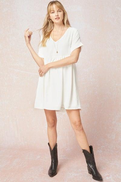 Cap Sleeve Cammie Dress
