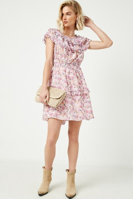 Charity Floral Dress