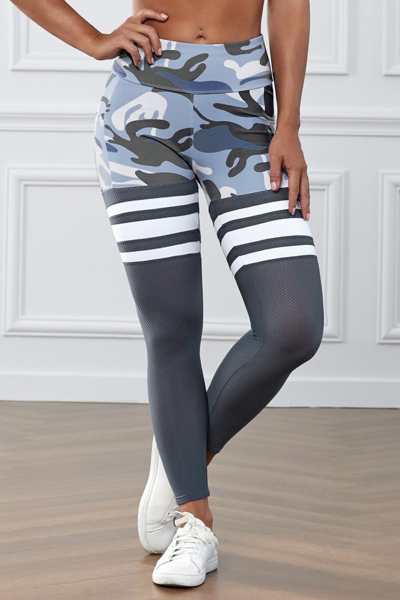Party Camo Leggings *Final Sale*