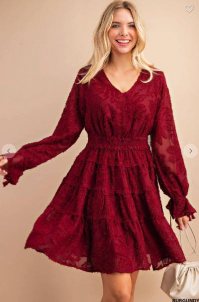 Gorgeous Textured Dress