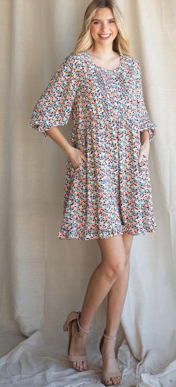 Kaylei Baby Doll Dress