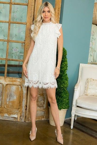 Lace Stunner Dress
