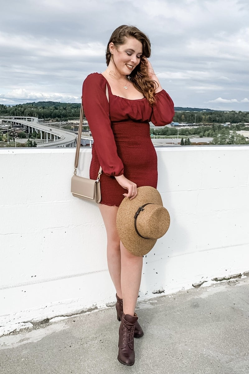 She Will Be Loved Dress