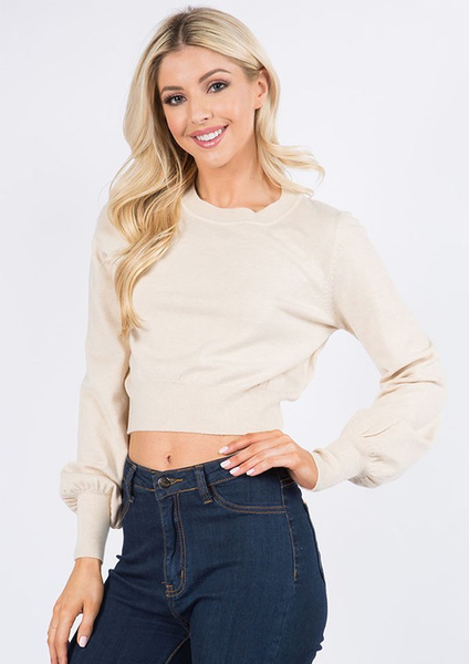 Simple Choice Sweater