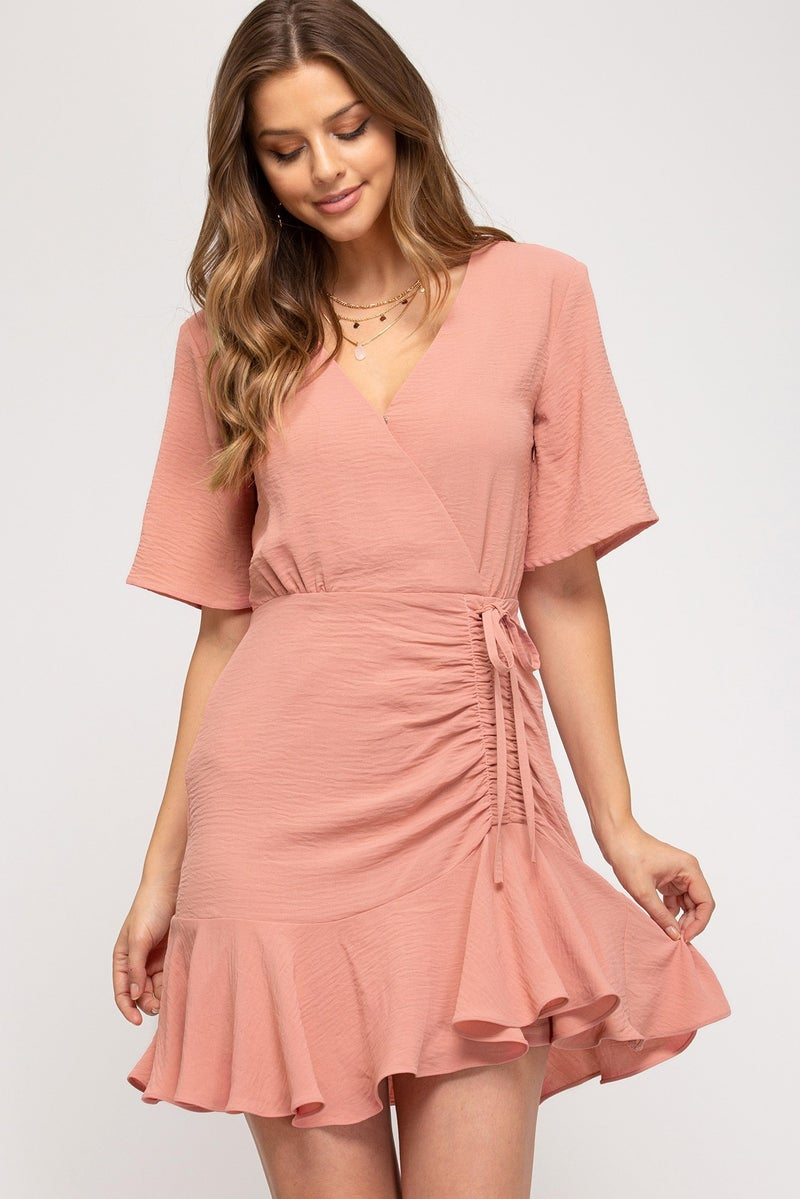 Wrapped In Love Dress