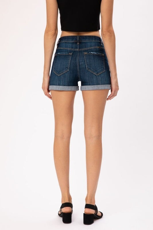 Clean Cut Jean Shorts *Final Sale*