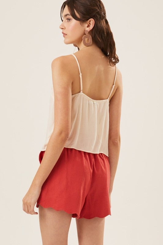 Hey There Babydoll Camisole