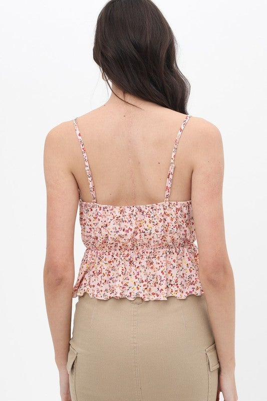 For the Frill of It Cami