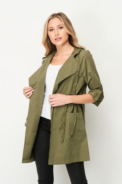 All of Me Utility Jacket