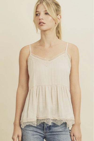 Cool For The Summer Cami *final sale*