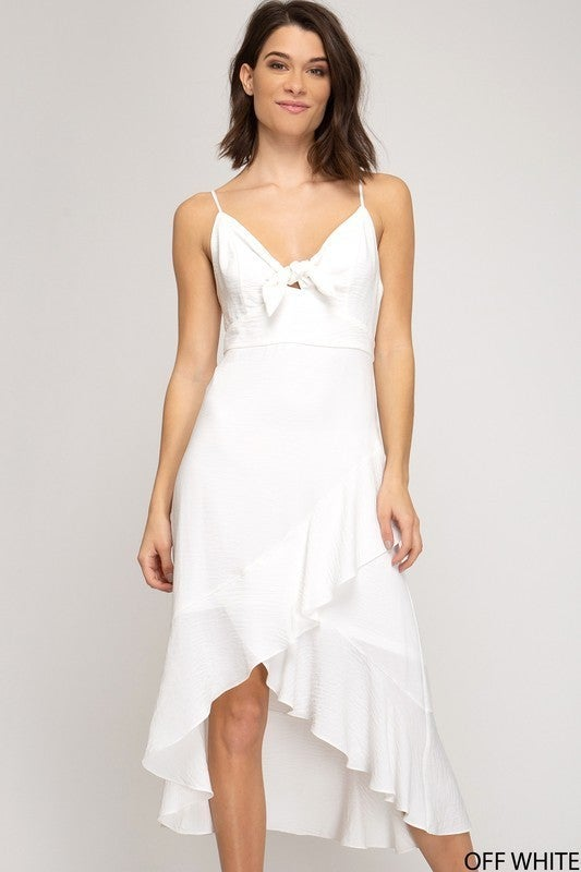 Let's Dance Midi Dress