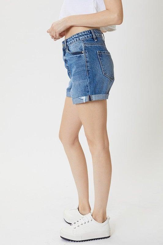 Summer Days Jean Shorts