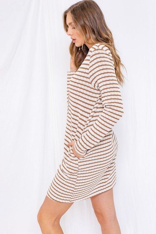 Knit Mini Dress *Final Sale*