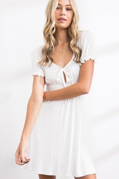 Blank Spaces Dress