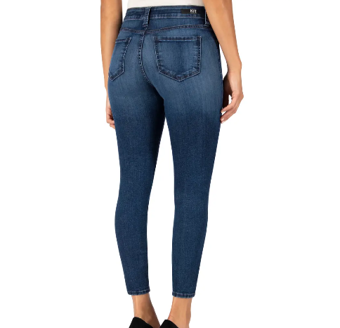 Connie Ankle Skinny Jean