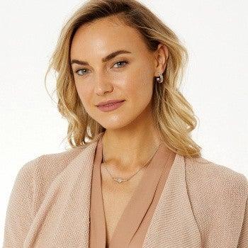 Illumina Bar Necklace