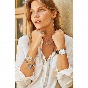 Ferrara Link Long Necklace